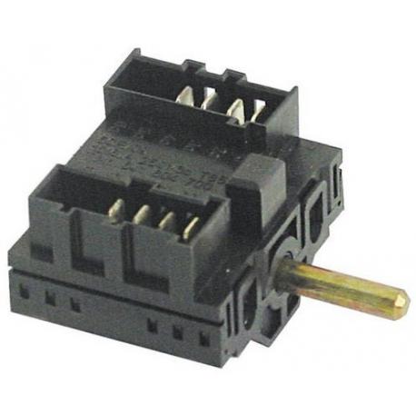 TIQ61371-COMMUTATEUR 4POSITIONS
