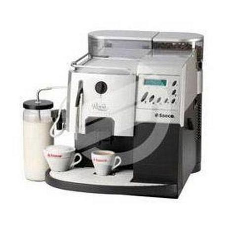 FRQ6562-MACHINE A CAFE AMBRA SILVER