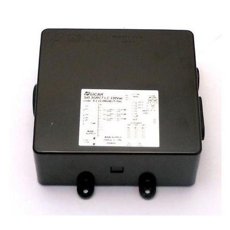 IQ73I-CENTRALE 3D5 3GRCT LC 3 TEA
