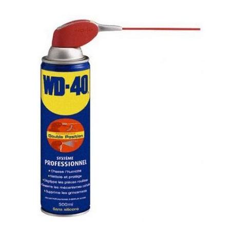 TIQ70083-WD-40 SYSTEM-PRO-AERO 500ML