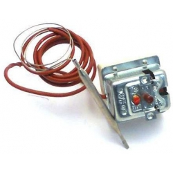 THERMOSTAT DE SECURITE 400V 20A TMAXI 248°C CAPILAIRE 1500MM