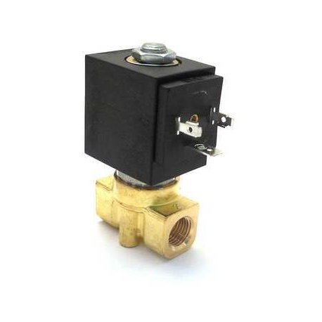 ERQ6598-ELECTROVANNE 2VOIES 8W 220-230V AC 50-60HZ ENTREE 1/4F