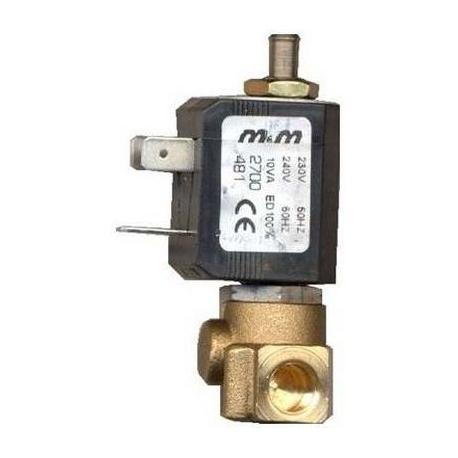 FRQ7338-ELECTROVANNE 3V 1/8 230V M&M