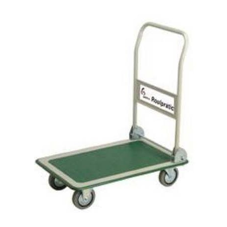 IQN320-CHARIOT 750X500MM CHARGE 150KG