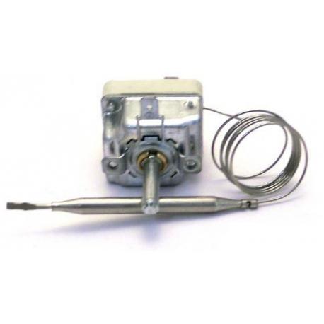 TIQ10001-THERMOSTAT MONOPHASE 250V 16A TMINI 80°C TMAXI 190°C