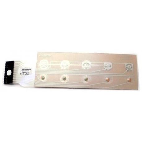 PQ6781-MEMBRANE 5T CABLE PLAT DX M29 ORIGINE CIMBALI