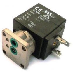 ELECTROVANNE 2V FLASQUEE 24VDC ORIGINE CIMBALI
