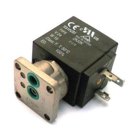 PQ7723-ELECTROVANNE 2V FLASQUEE 24VDC ORIGINE CIMBALI