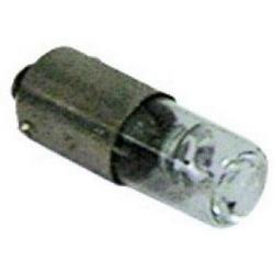 LAMPE 130V 2W 10X28MM