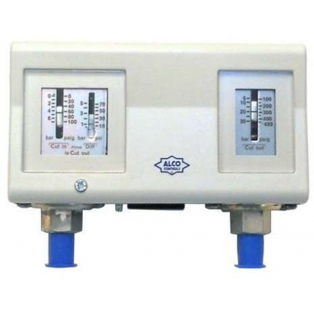 SEQ071-PRESSOSTAT HP/BP PS2-A7A