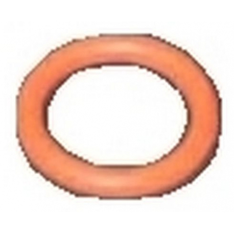 JQN84-JOINT SILICONE ROUGE 13X11X2.5
