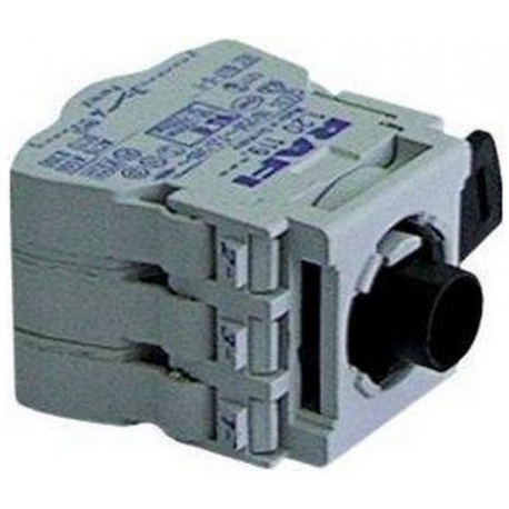 TIQ8740-BLOC CONTACT 2OFF+2ON
