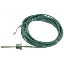 SONDE PT100 CABLE 6500MM 1/2
