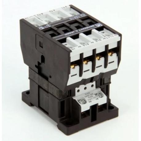 TIQ10165-CONTACTEUR K3-18ND10 230V 18A 3 CONTACTS NO + 1 AUX NO