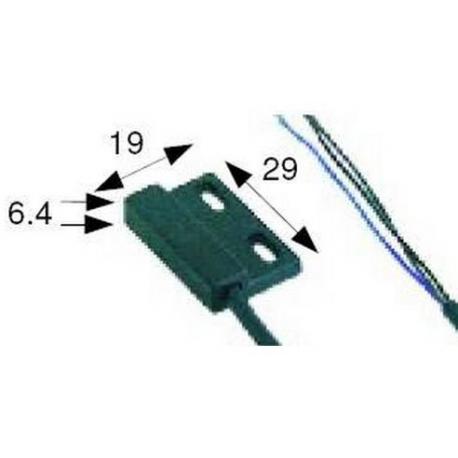 TIQ8121-MICRO-RUPTEUR MAGNETIQUE 25A 120V POUR FRITEUSE