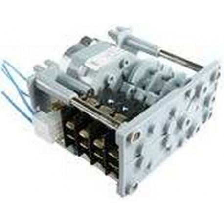 TIQ9760-PROGRAMMATEUR 4 CAMES 120'230V