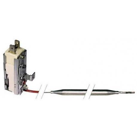 TIQ0151-THERMOSTAT DE CUVE 250V TMAXI 55°C CAPILAIRE 600MM BULBE:120