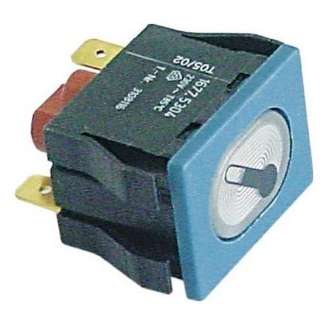 WQ660-VOYANT TEMPERATURE 230V 30X22
