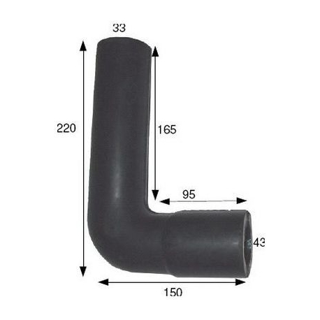 YOQ795-MANCHON REFOULEMENT LC1500