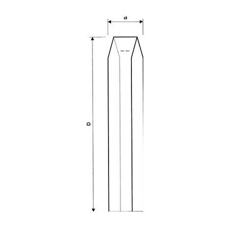 ITQ6598-RIDEAU PROTECTION 75X250MM