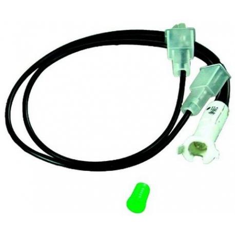 MNQ608-VOYANT VERT 230V AVEC CABLE