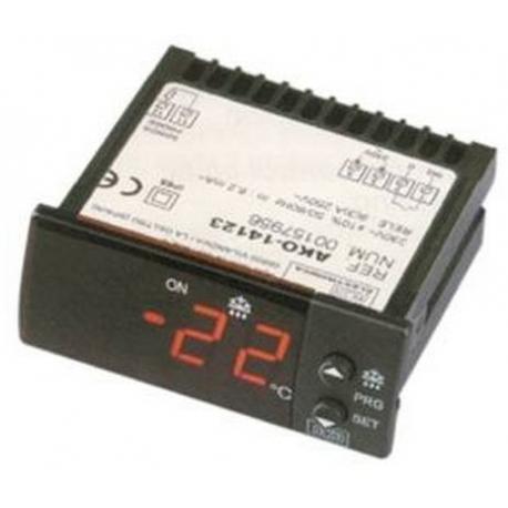 TIQ0506-REGULATEUR ELECTRONIQUE AKO D14112 12/24VAC 8A