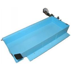 CUVETTE A GLACONS COMPLETE Q85-90C L:430MM L:180MM ORIGINE