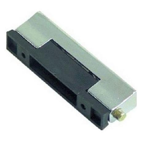 TIQ4018-CHARNIERE 100X32X18MM ZAMAC