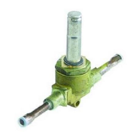 TIQ9021-CORPS CASTEL D ELECTROVANNE GAZ A SOUDER L:125MM í2.2MM