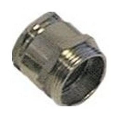 TIQ3306-PASSE CABLE LAITON NICKEL PAR5