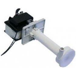ELECTROPOMPE REBO MH30F1 AVEC FILTRE ASPIRATION 30W 0.04HP