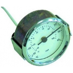 THERMOMETRE -40ø/+40øC. 60MM