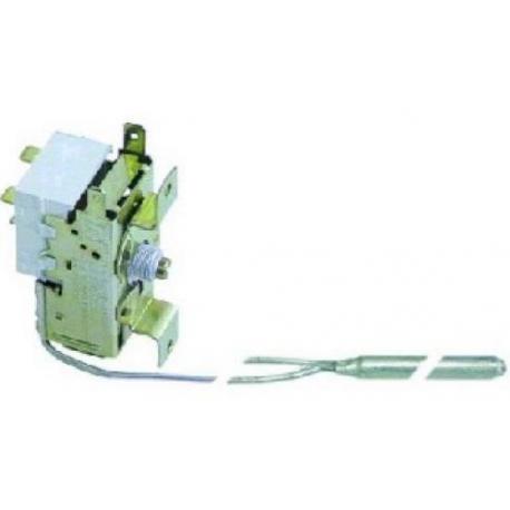 TIQ0022-THERMOSTAT RANCO K22L2554 250V 6A TMINI -5°C TMAXI 13°C