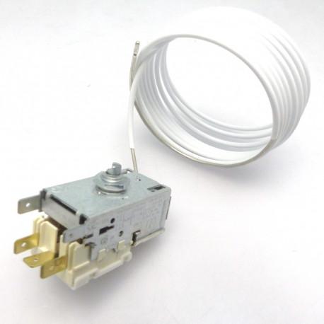 TIQ0033-THERMOSTAT EVAPORATEUR K61L1506 250V 6A CAPILLAIRE 2300MM