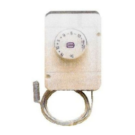 TIQ66879-THERMOSTAT IP40 230V 16A TMINI -25°C TMAXI 15°C