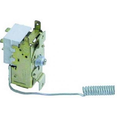 TIQ0035-THERMOSTAT RANCO K22L3020 POUR EVAPORATEUR 250V AC 6A TMINI