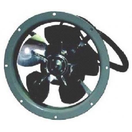 TIQ62107-VENTILATEUR A VIROLE 7W 230V