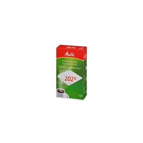 6569780-FILTRE MELITTA PAR 100P PA202S