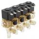 70577461-RAMPE DE 4 ELECTROVANNES 24VCC
