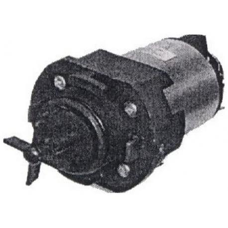 FRQ446-MOTEUR MIXER COMPLET 24 VDC