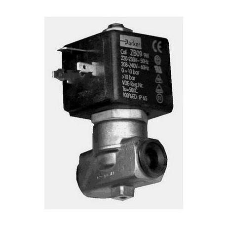 IQ601-ELECTROVANNE 2VOIES 12V50HZ