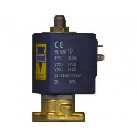 IQ602-ELECTROVANNE SIRAI 3V 230V