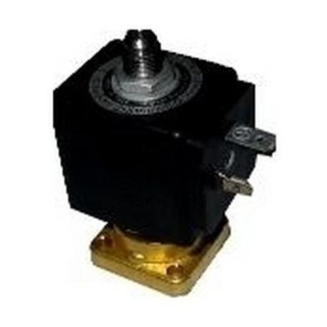 IQ615-ELECTROVANNE LUCIFER ALIMENTAIRE 3VOIES 9W 24V AC 50-60HZ VI