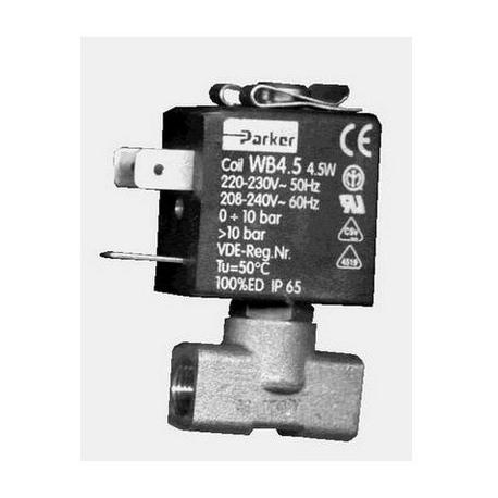 IQ653-ELECTROVANNE 2VOIES 1/8-24V