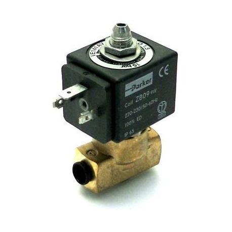 IQ6663-ELECTROVANNE PARKER 3VOIES 9W 220-230V AC 50-60HZ