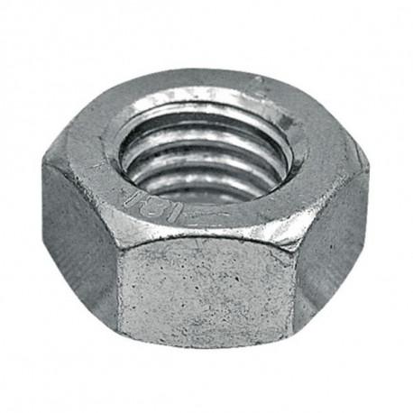 TIQ4569-ECROU 6 PANS M4 DIN 934