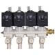 IQN3595-ENSEMBLE 4 ELECTROVANNES ORIGINE
