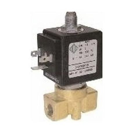 IQN6091-ELECTROVANNE 3V 1/8 8W 24VAC