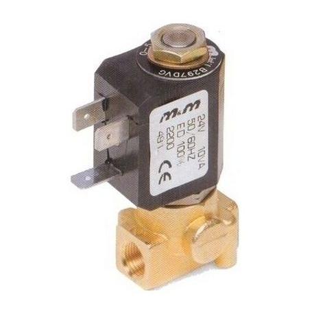 IQN663-ELECTROVANNE M&M 2VOIES 230-240V 50-60HZ ENTREE 1/8F