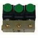 IQN762-BLOC-3-ELECTROVANNES 2+3+2 ODE 230V NECTA 098761 ORIGINE